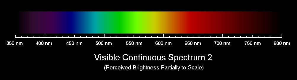 Spectra Of Light Sources